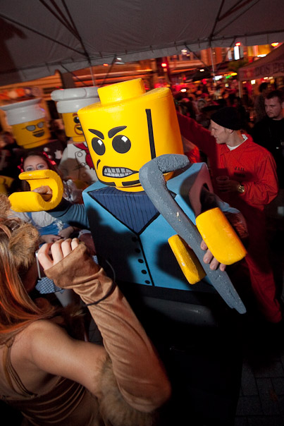 LEGO Costume   Robber Pete Redel Minifigure Costume Minifigure Minifig LEGOGuys Lego Man LEGO Costumes LEGO COSTUME LEGO Halloween