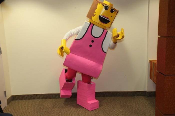 LEGO Costume   LEGOGuys lego man costume LEGO Girl LEGO COSTUME BlockGuys