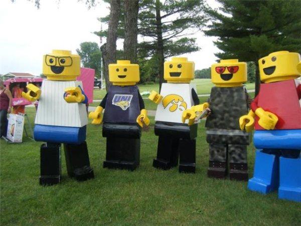 LEGO Costume   User Created LEGOGuys lego man costume LEGO Group LEGO Costumes LEGO COSTUME