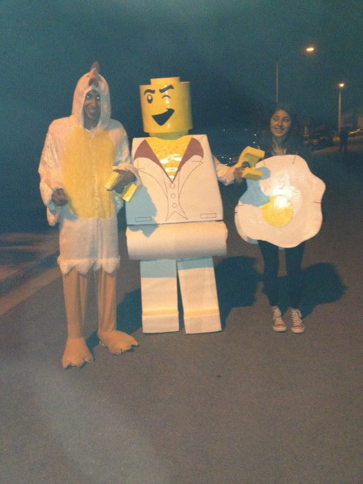 LEGO Costume   User Created LEGO COSTUME