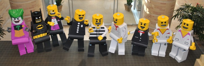 LEGO Costume   lego man costume LEGO Costumes LEGO COSTUME group costumes BlockGuys